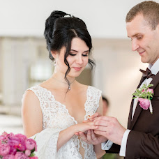 Wedding photographer Natalya Reutova (reutava). Photo of 24.07.2017