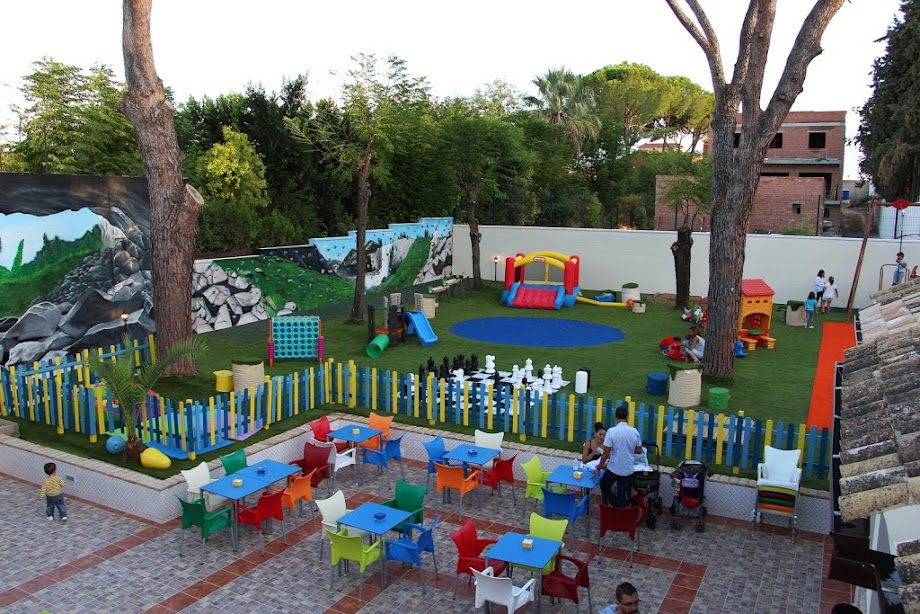 Foto La Terraza de EduCastle 2