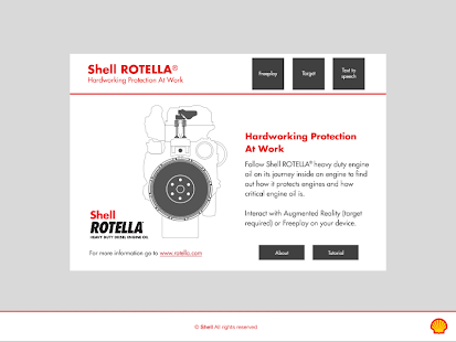 Shell Rotella- screenshot thumbnail