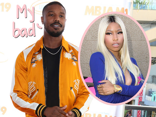 Michael B. Jordan Apologizes for Rum Brand's Controversial Name After Getting Called Out By Nicki Minaj & Others