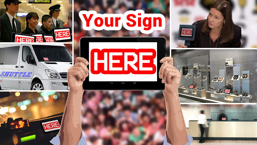 Your Sign HERE