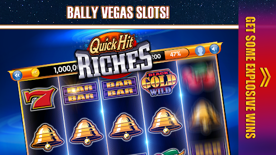 Quick Hit Casino Slots – Free Slot Machines Games App Download For Android and iPhone 5