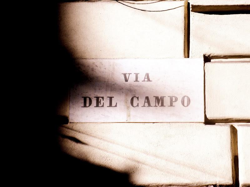 Via del Campo Genova. di scapigliata