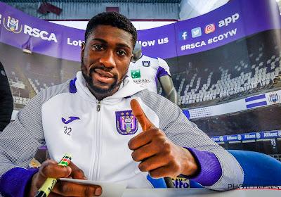 Derrick Luckassen: une prolongation avant un retour à Anderlecht?