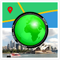 MapCam - Geo Camera & Collages icon