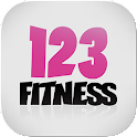 123fitness - Booking Fitness icon