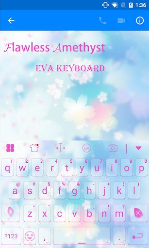 玩免費遊戲APP|下載Sakura Eva Keyboard -Diy Gifs app不用錢|硬是要APP