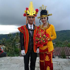 The wedding my sister by Esterlin Wau - Wedding Bride ( wedding )