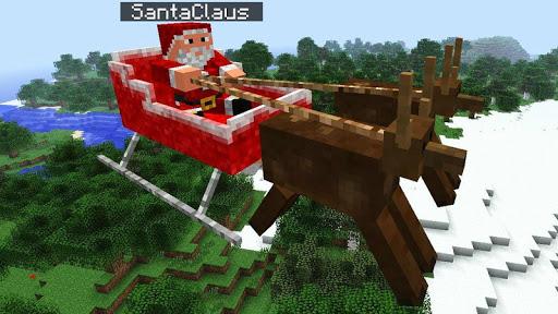 Christmas Mod Minecraft ideas