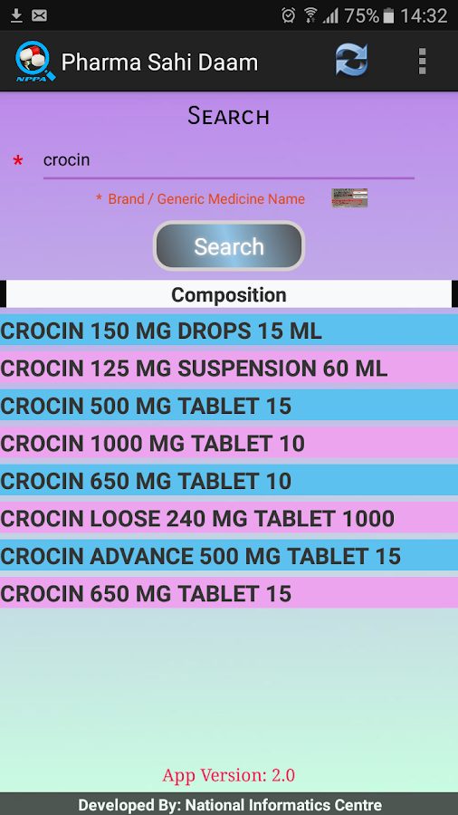 Pharma Sahi Daam- screenshot