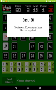 Card Counters Memory Blackjack Game!- screenshot thumbnail