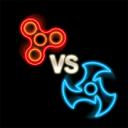 Fidget Spinner Battle Night