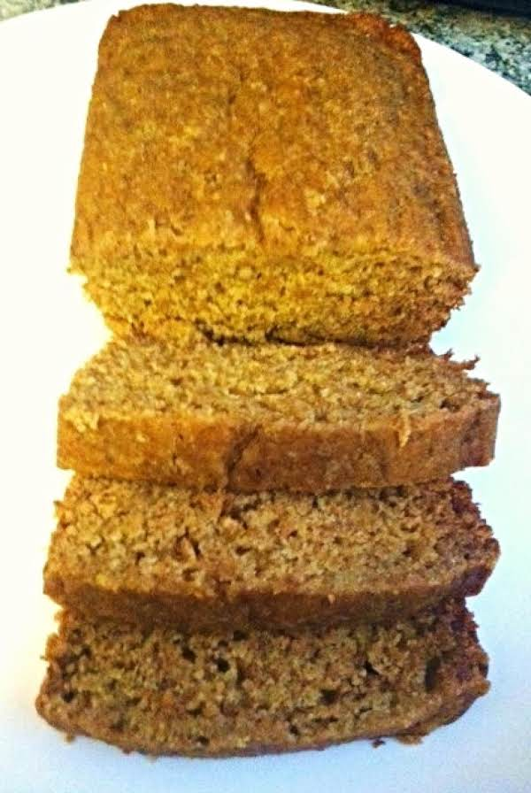 Crock Pot Healthier Banana Bread
