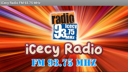 iCecy Radio For Tablet
