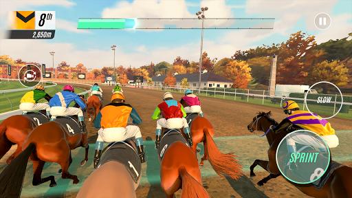 Rival Stars Horse Racing apkslow screenshots 7