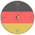 Germany Clock icon