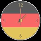 Germany Clock icon