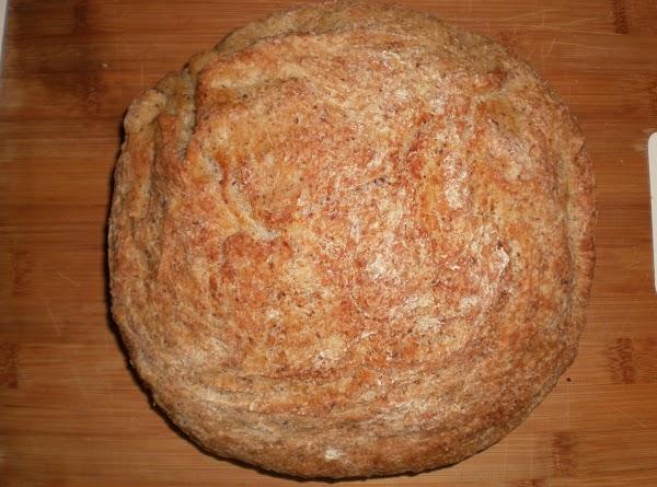 5 Minute Multi-grain Bread Recipe