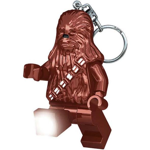 Imagen de contenido Llavero con Luz Led Lego® Chewbacca