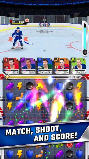 Puzzle Hockey  captures d'u00e9cran 2