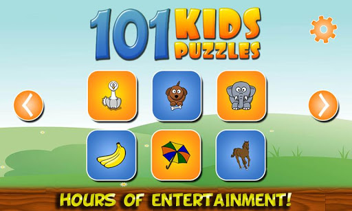 101 Kids Puzzles android2mod screenshots 4