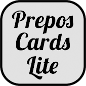 Prepositions Cards Lite