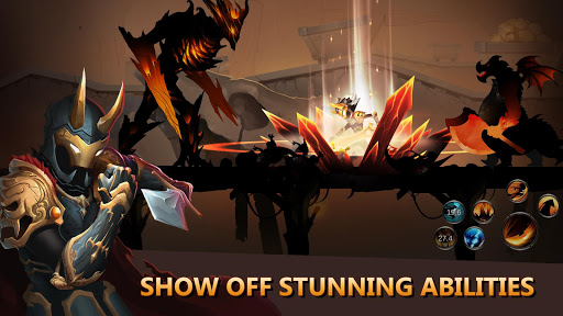 Stickman Legends: Shadow War Offline Fighting Game 2.3.40 screenshots 1