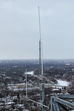 Photo: VE4WDR - D-Star - VHF / UHF / 1.2 Gig High Above Winnipeg !!