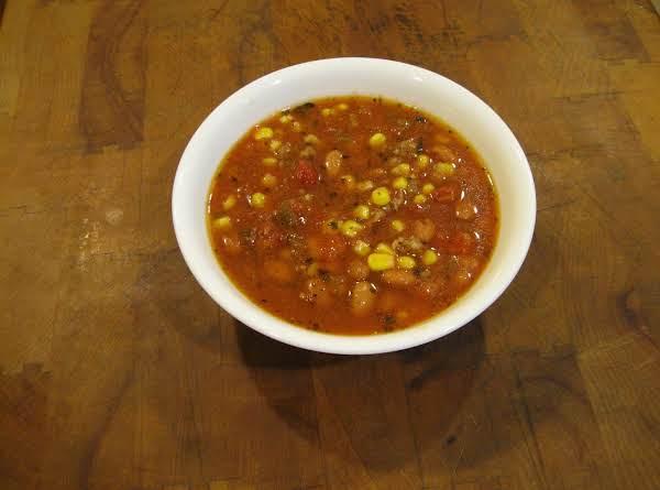 Mexican Winter Sausage Soup Recipe