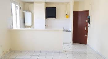 Appartement 2 pièces 33,83 m2