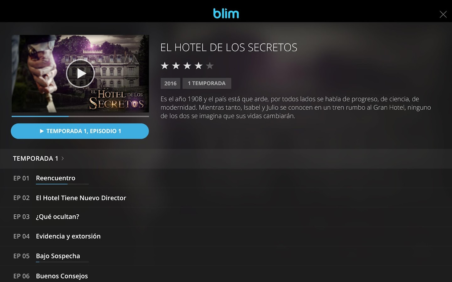 blim- screenshot
