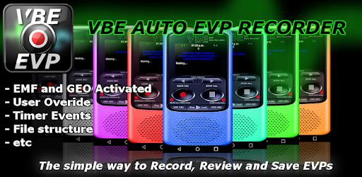 VBE AUTO EVP RECORDER - Apps on Google Play
