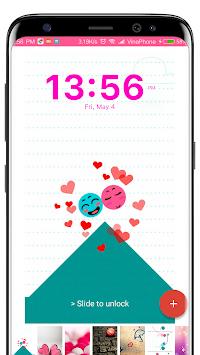 Love Balls Lock Screen