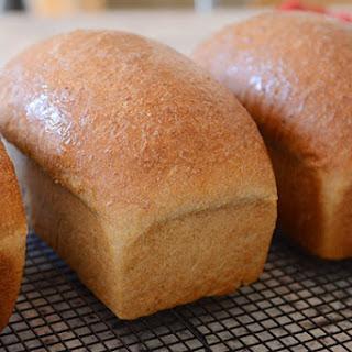 Whole Wheat Bread With No Sugar Recipes