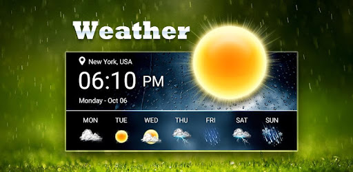 The Weather App for PC
