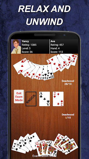 Gin Rummy 2.14.20 DreamHackers 5