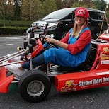 Mario Kart in Tokyo in Tokyo, Tokyo, Japan
