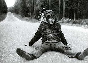 Photo: Linkiu visiem surasti savo kelią ir tvirtai jo laikytis