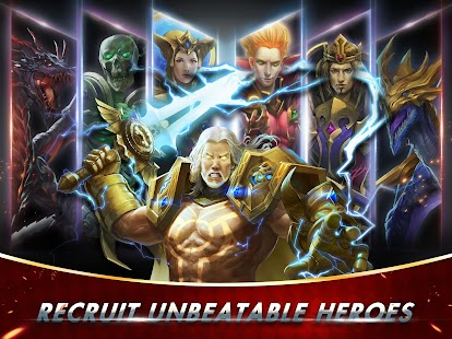 Heroes and Magic Screenshot