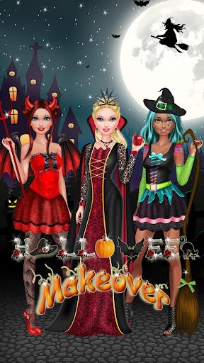 Halloween Salon - Girls Game