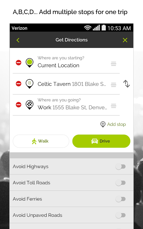 mapquest removed from app store