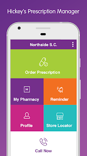 Hickey's Prescription Manager- screenshot thumbnail