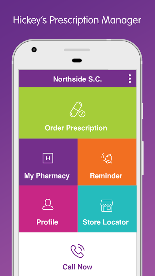Hickey's Prescription Manager- screenshot