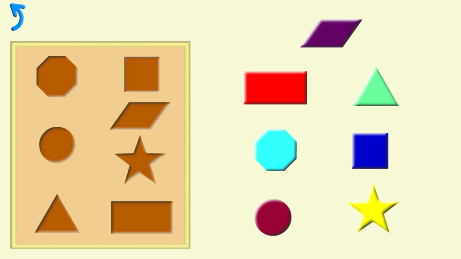 Kids Puzzles Shapes Amp Numbers Android Apps On Google Play