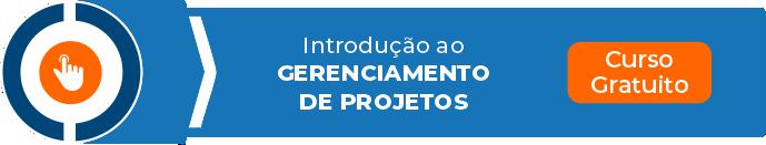 banner do curso gratuito de introdução ao gerenciamento de projetos