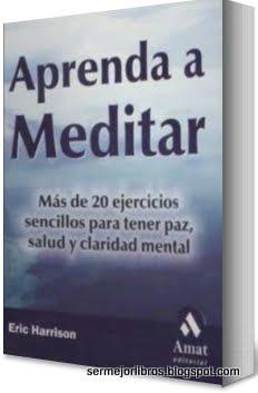 aprenda-a-meditar-eric-harrison-libro