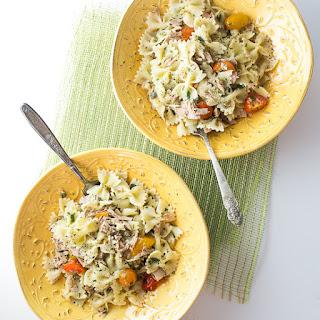 Easy Tuna and Tomato Pasta Recipe