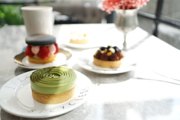 Fermento發酵,歐風時尚玻璃屋,隱身巷弄夢幻系法式甜點|IG熱門打卡點