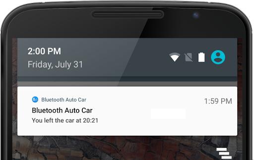 Bluetooth Auto Car Connection Screenshot