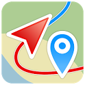 GeoTracker - GPS tracker icon